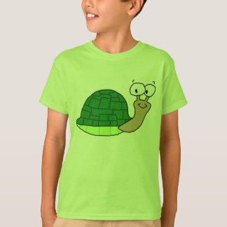 Mike's Doodles - Snail Shell Swap (Kid's) T-Shirt