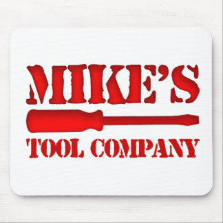 Mike's Tool Company Mouse Pad