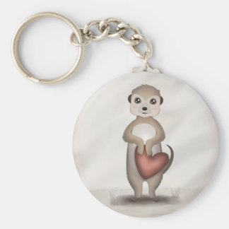 Mikey the Meerkat - Key Chain