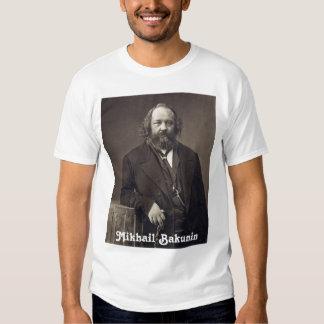 Mikhail Bakunin 2 Tshirts