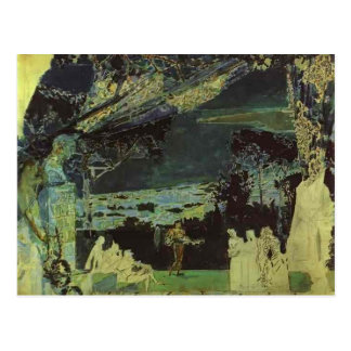 Mikhail Vrubel- Italian Night in Naples Postcards