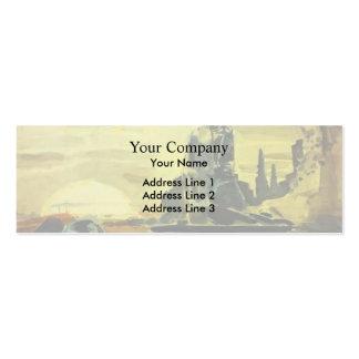 Mikhail Vrubel- Pieta Business Card Templates