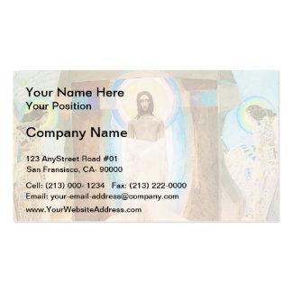 Mikhail Vrubel- Resurrection Business Card