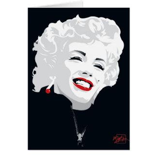 Miki Marilyn Card
