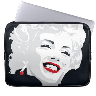 Miki Marilyn Laptop Sleeve
