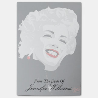 Miki Marilyn Post-it Notes