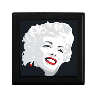 Miki Marilyn Small Square Gift Box
