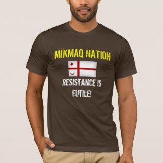 Mi'kmaq Nation T-Shirt