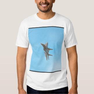 <Mikoyan MIG-29 Fulcrum_Aviation Photography Shirts