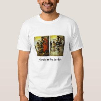 Mikveh in the Jordan T Shirts