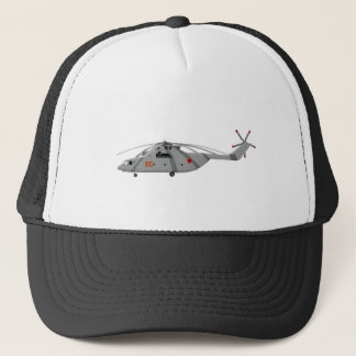 Mil Mi-26 Halo Trucker Hat