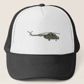 Mil Mi-8 Hip Trucker Hat