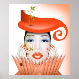 Mila s Tangerine Dream Poster