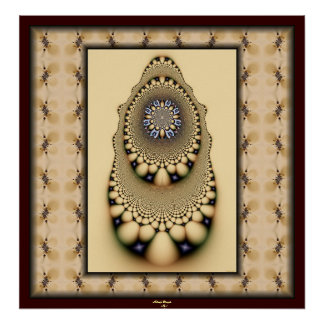 Milady s Brooch No 1 Posters