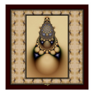 Milady s Brooch No 2 Posters