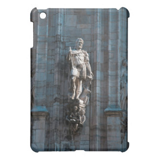 Milan Cathedral dome statue architecture monument iPad Mini Case