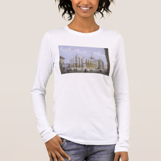 Milan Cathedral from 'Views of Milan and its Envir Long Sleeve T-Shirt