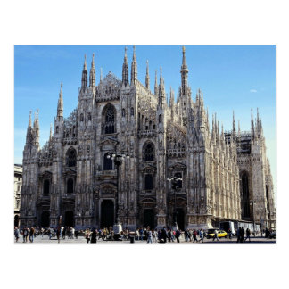 Milan Cathedral Italy Postcards