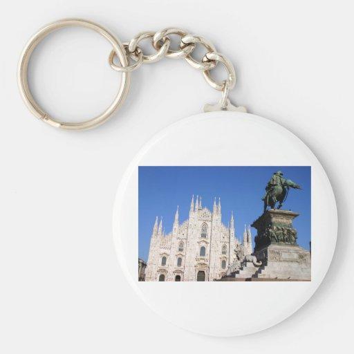 Milan Keychains