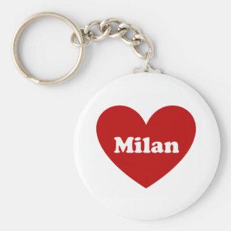 Milan Keychain