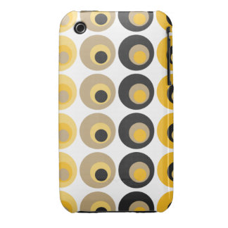 Milano Fashion polka dots iPhone case iPhone 3 Cases