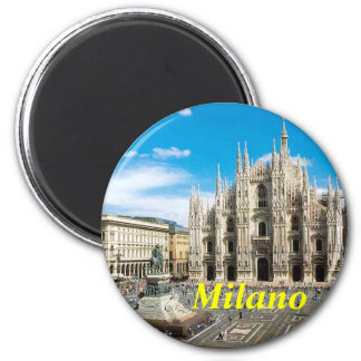 Milano fridge magnet