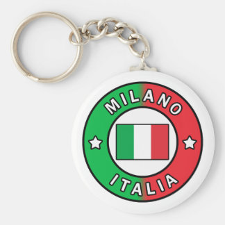 Milano Italia Key Ring