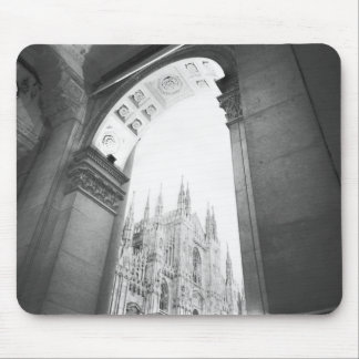 Milano Italy, Galleria View of the Duomo Mouse Pad