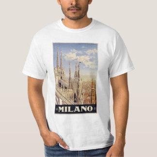 Milano (Milan) Italy clothing T-Shirt
