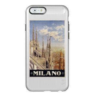 Milano (Milan) Italy vintage travel cases