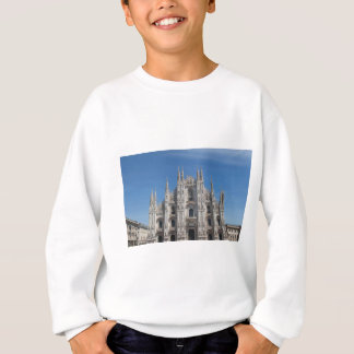 Milano, Piazza Duomo Sweatshirt