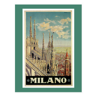 Milano Postcard