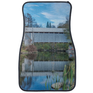 Milby Covered Bridge Car Mat