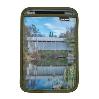Milby Covered Bridge iPad Mini Sleeve