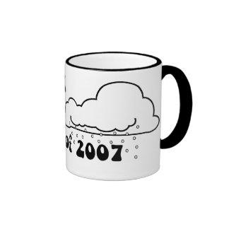 mild snowfall 2007 ringer mug