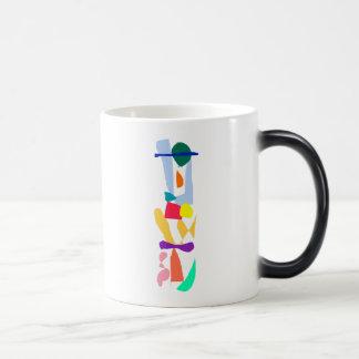 Mild Tuning Fork Water Balance Ease Coffee Mugs