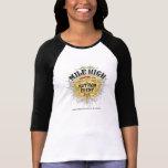 Mile High Author Event Raglan - Women's T-Shirt