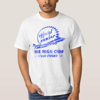 Mile High Club Shirts