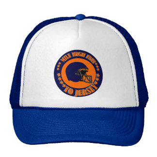 MILE HIGH FANS TO JERSEY CAP