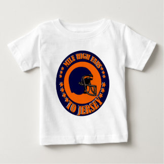 MILE HIGH FANS TO JERSEY INFANT T-Shirt