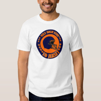 MILE HIGH FANS TO JERSEY SHIRT
