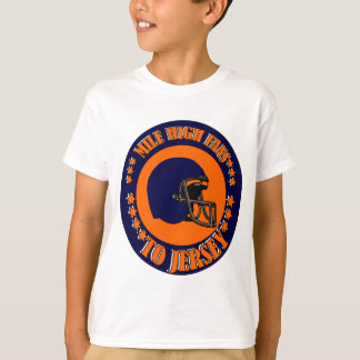 MILE HIGH FANS TO JERSEY T-Shirt