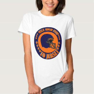 MILE HIGH FANS TO JERSEY TEES