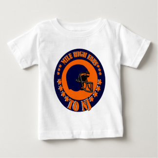 MILE HIGH FANS TO NJ BABY T-Shirt