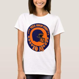 MILE HIGH FANS TO NJ T-Shirt
