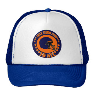 MILE HIGH FANS TO NYC CAP
