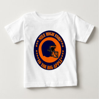 MILE HIGH FANS TO THE BIG APPLE BABY T-Shirt