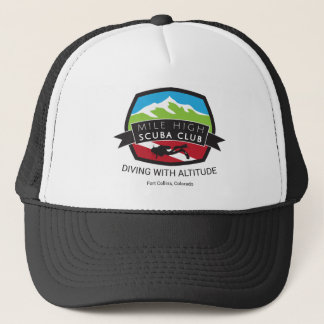 Mile High Scuba Club Hat