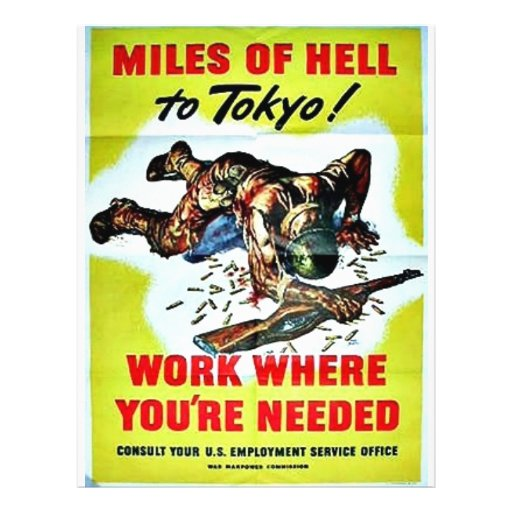 Miles Of Hell Custom Flyer