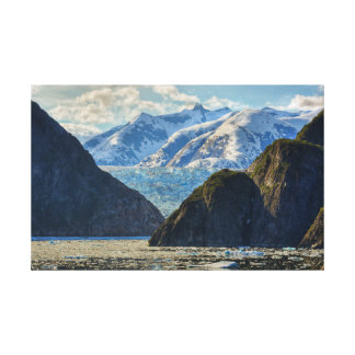 Miles of Mountains Canvas Print
